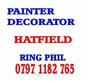 PAINTER DECORATOR HATFIELD