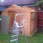 Shed assembly Stevenage