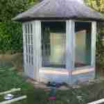 Re build summer house Buntingford