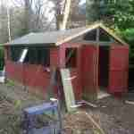Repair Shed Burnham Green
