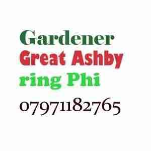 Gardener Great Ashby