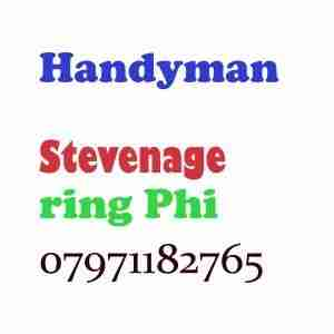 Handyman Stevenage