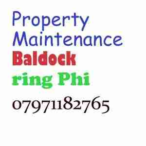 Property maintenance Baldock