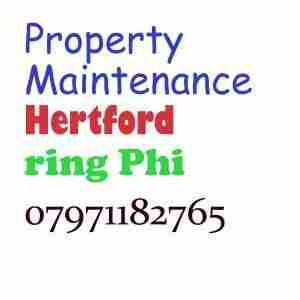 Property maintenance Hertford