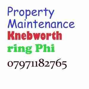 Property maintenance Knebworth
