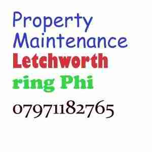 Property maintenance Letchworth