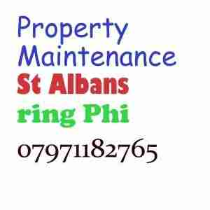 Property maintenance St Albans