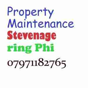 Property maintenance Stevenage