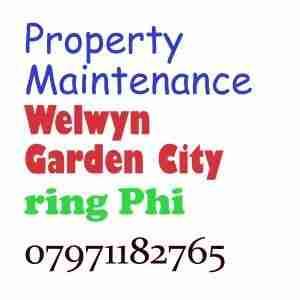 Property maintenance Welwyn Garden City