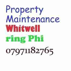 Property maintenance Whitwell