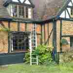 Gutter cleaning Ickleford