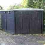 Re build shed Stevenage
