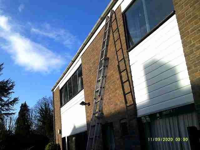Gutter cleaning Aston Stevenage